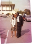 Love Birds at Bernard graduation may 1983