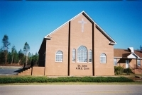 Sam Harrison, Sr. & Florie Mitchell Harrison place of Worship St. John A.M.E. Zion